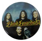 Blind Guardian - 'Group' Button Badge